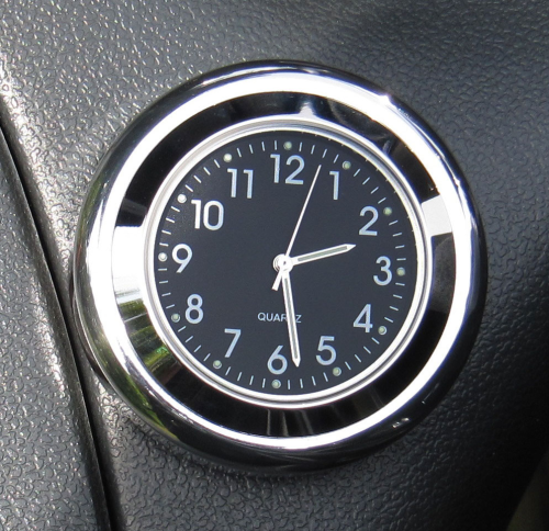 British Made VerSa Billet Casing with Black Clock
