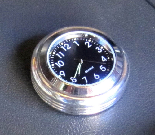 British Made VerSa Grooved Billet Casing with Black Clock
