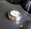 British Made VerSa Grooved Billet Casing with White Clock